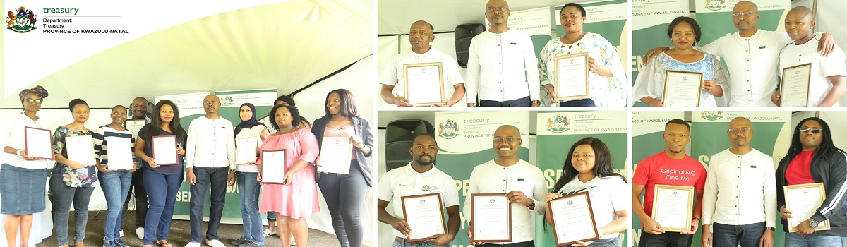 Image result for KZN Treasury Finance In-Service Traineeship Programme 2019 / 2020